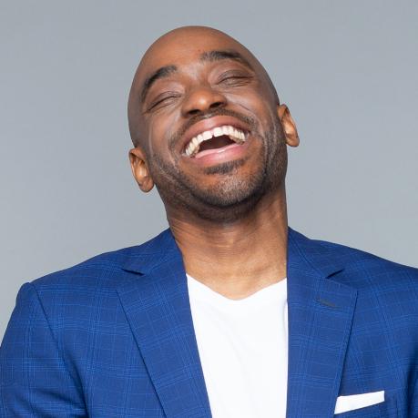 Chris Davis laughing